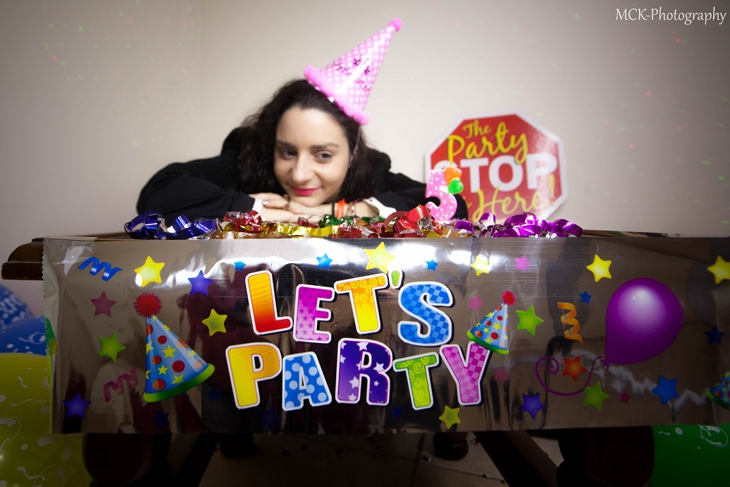 5 Χρόνια It's My Life By Tina Michaelidou :The Party