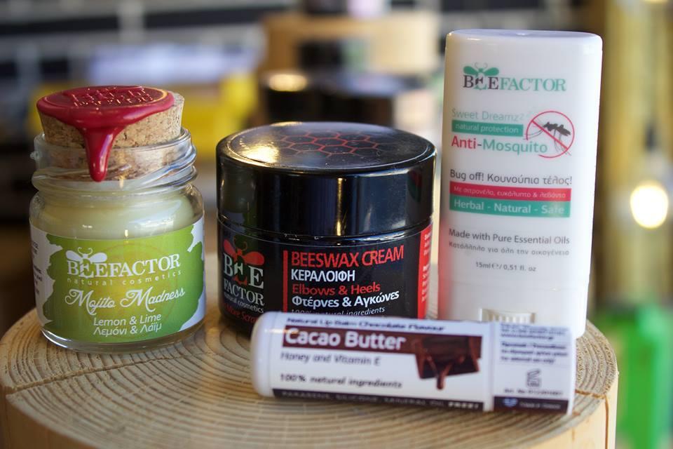 Bee Factor : Τα ελληνικά προϊόντα που αγαπάμε όλες μας
